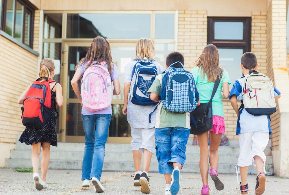 5 enfermedades comunes que se transmiten en las escuelas y cómo proteger a su hijo