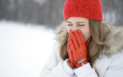 5 enfermedades comunes del invierno y sus síntomas