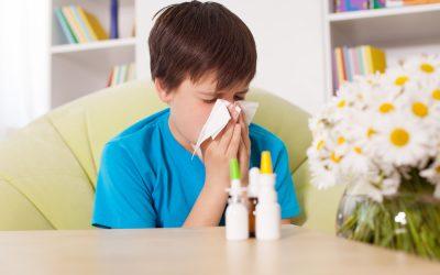 Proteja a sus hijos de estas 4 enfermedades comunes de otoño