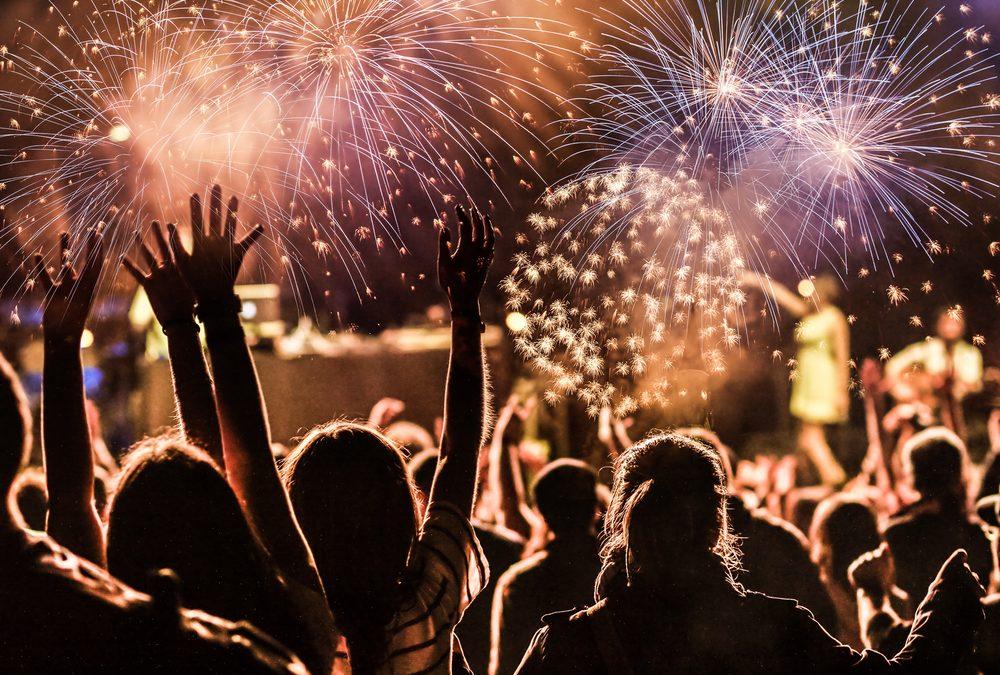 Feliz año nuevo de parte del Pasadena Health Center, Pasadena Health Center, Pasadena, TX