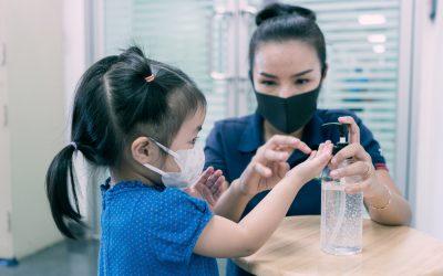 Cómo hablar con sus hijos sobre el Coronavirus