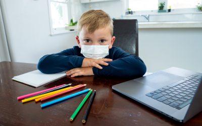 Vuelta a clases: qué hacer si su hijo contrae COVID-19