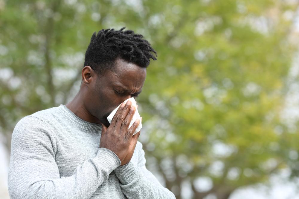 Alergias estacionales durante la pandemia de COVID-19