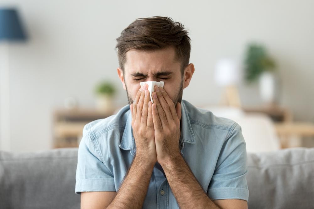 ¿Las alergias pueden imitar al COVID?