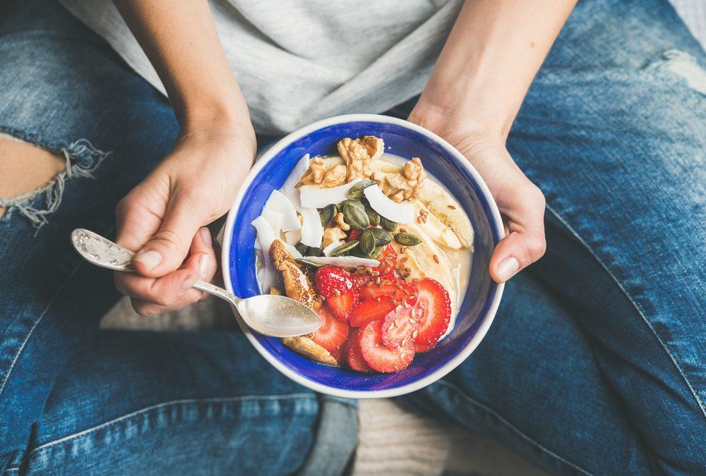 Crear mejores hábitos alimenticios en 2021