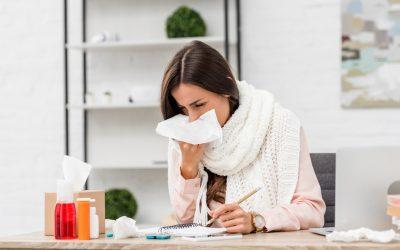 5 Common Winter Illnesses & Their Symptoms