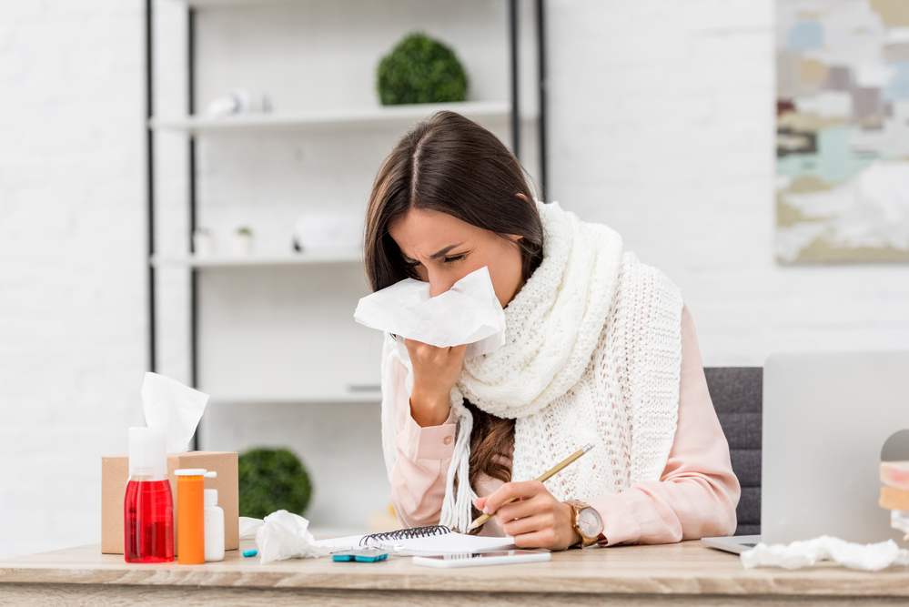 5 Common Winter Illnesses & Their Symptoms