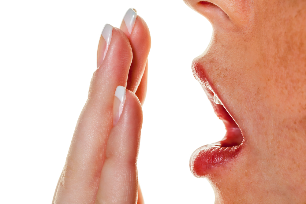 Bad Breath: Causes and Cures