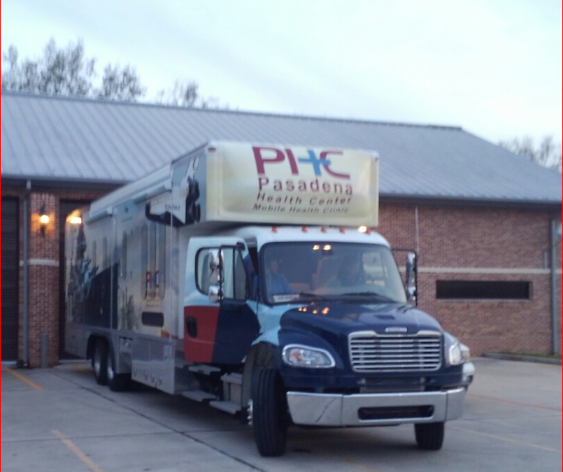 A Mobile Clinic for Your Houston Organization