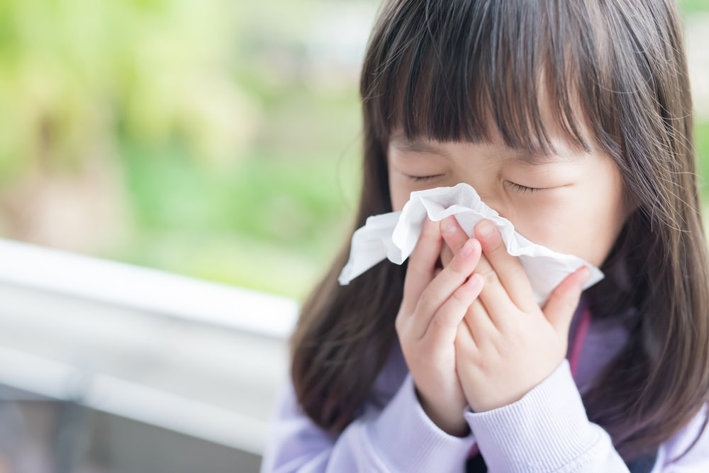 Protect Your Kids from These 4 Common Fall Illnesses