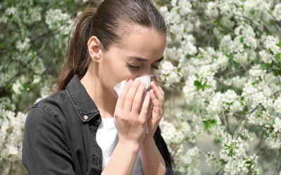 Dealing with Seasonal Allergies This Fall