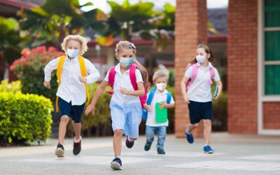 Back to School: What to Do If Your Child Gets COVID-19