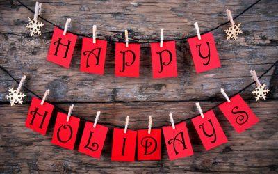 Happy Holidays from the Pasadena Health Center Team!