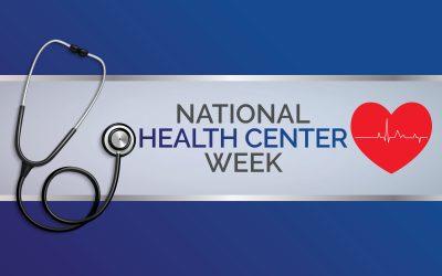 National Health Center Week | 8/8/21-8/14/21